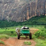 Photos: countryside and Malagasy villages